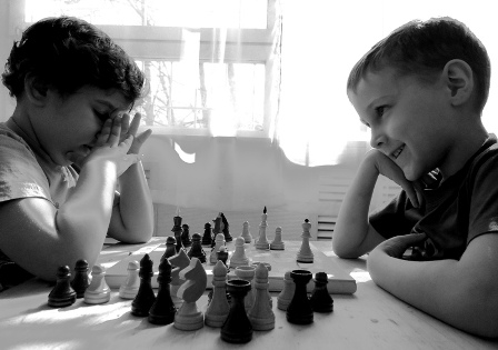 Шахматная школа в Москве