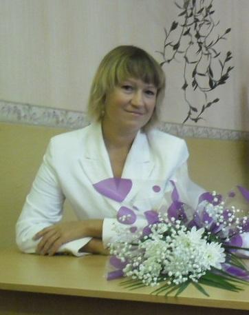 Дегтярёва Любовь Викторовна