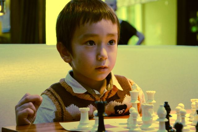 Шахматный турнир 28 октября.