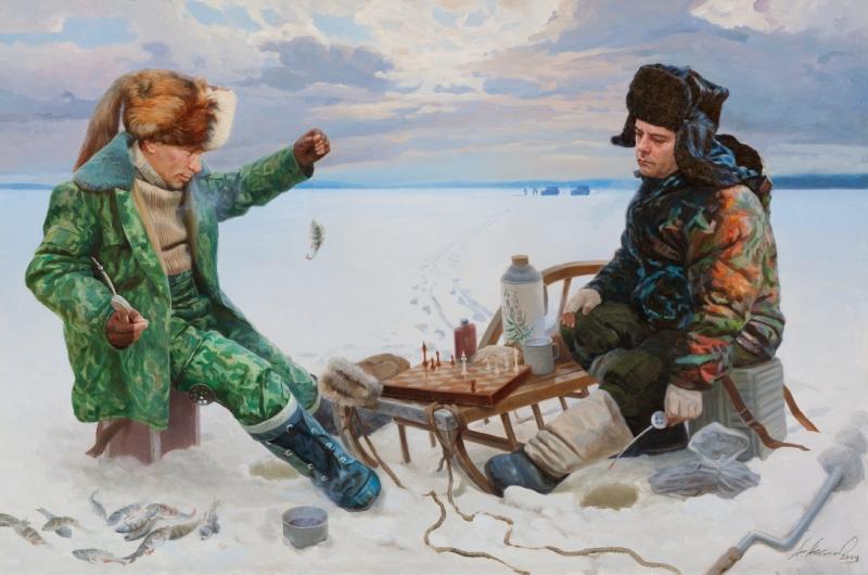 Шахматный турнир 11 ноября.