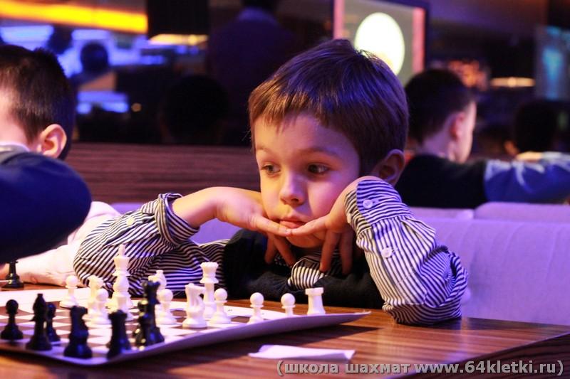 Новогодний шахматный турнир 23 декабря.
