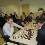 Шахматный турнир в Мортоне