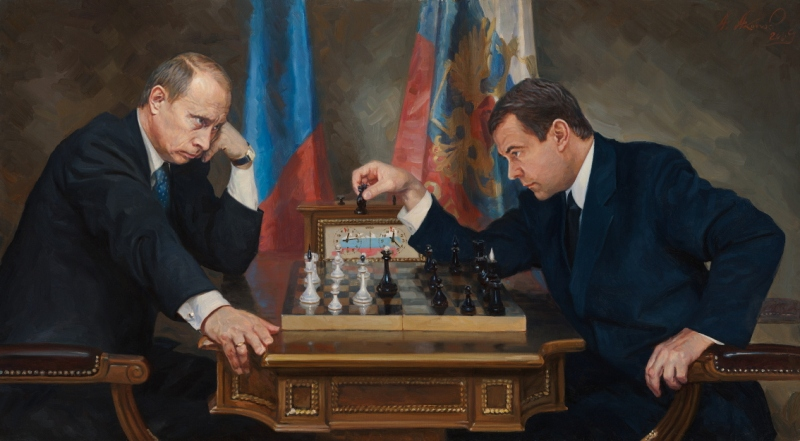 Турнир по шахматам среди взрослых любителей 5 января на Пятницкой.