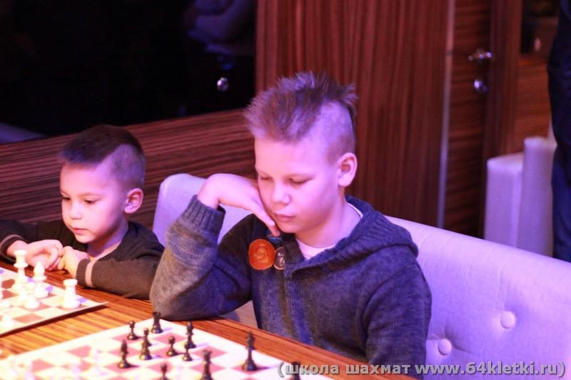 Шахматный турнир для начинающих 24 февраля в Атриуме.