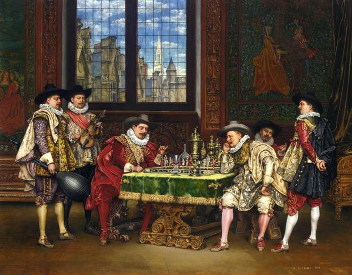 Шахматный онлайн-турнир с призами 13 марта.