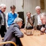 Шахматный турнир для ветеранов ФСО