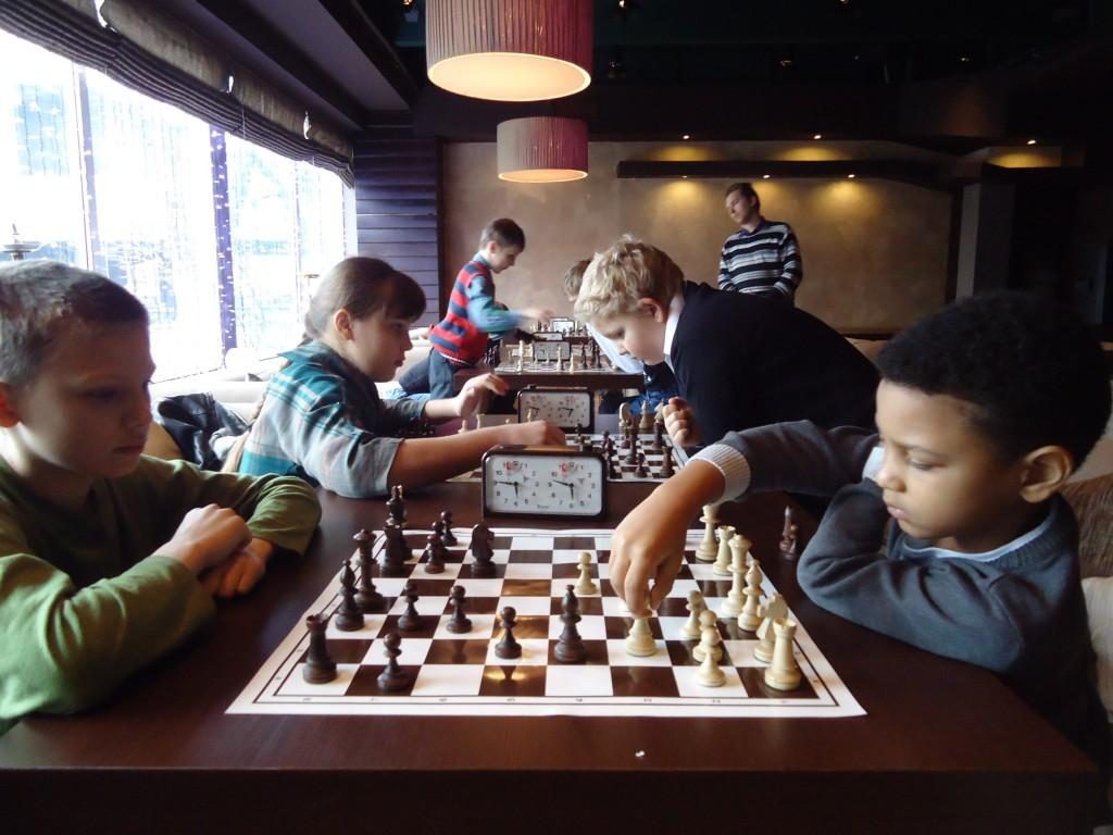 Турнир по шахматам 2 марта.