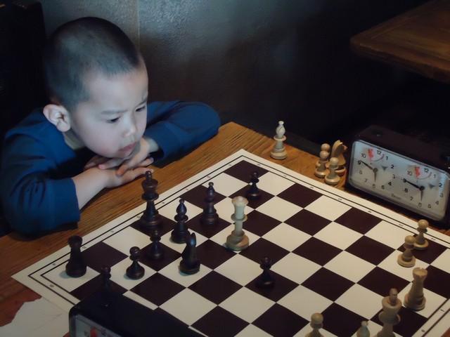 Юный Фам Чи Кыонг - бронзовый призер турнира!