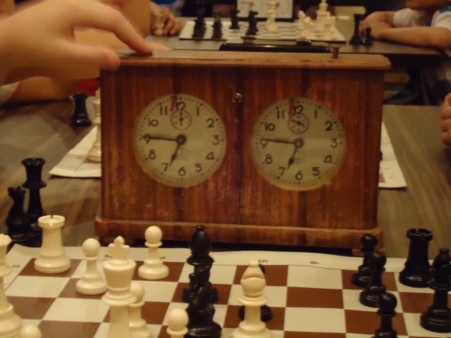 Шахматный турнир 13 июля.