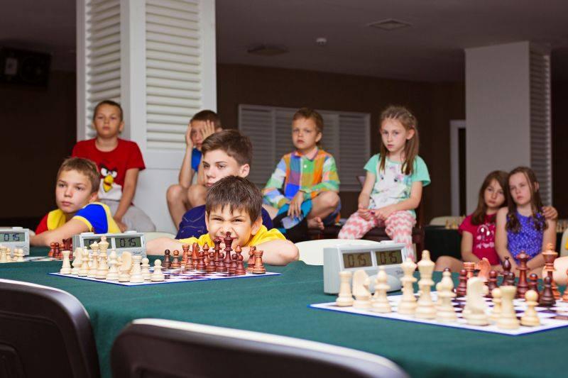 Осенние шахматные каникулы в Сербии.