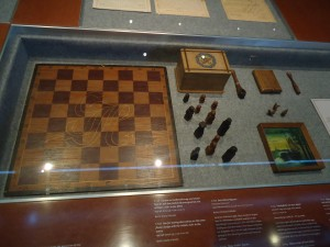 Шахматы в Заксенхаузене