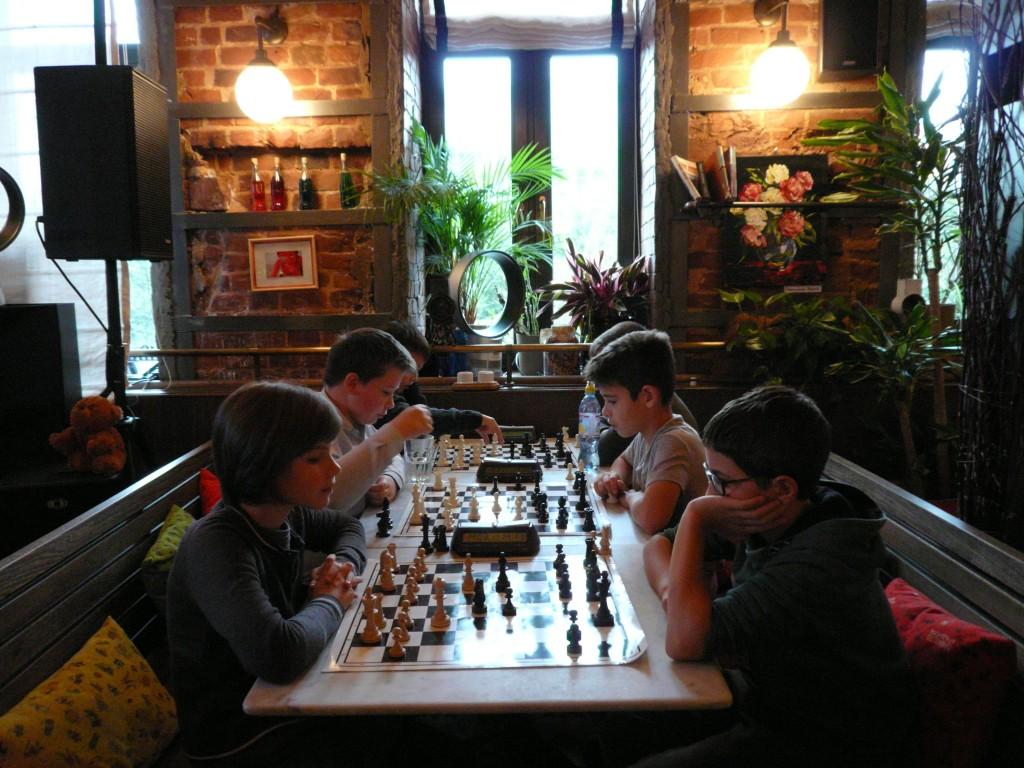 """Детский турнир по шахматам, """"Пряности и радости"""""""