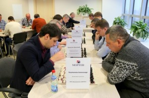 Шахматы в МОРТОНе