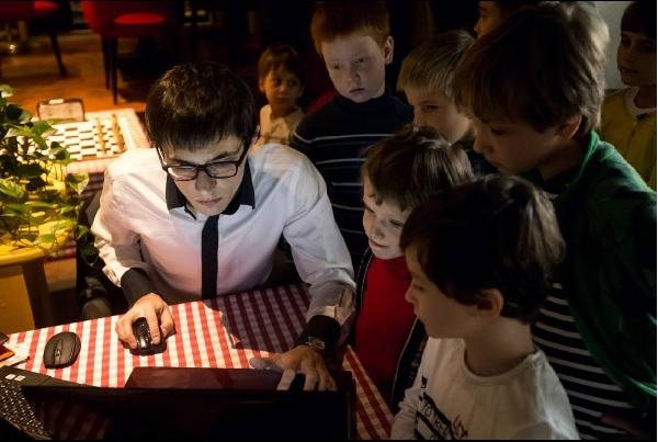 Шахматы в Сочи в августе