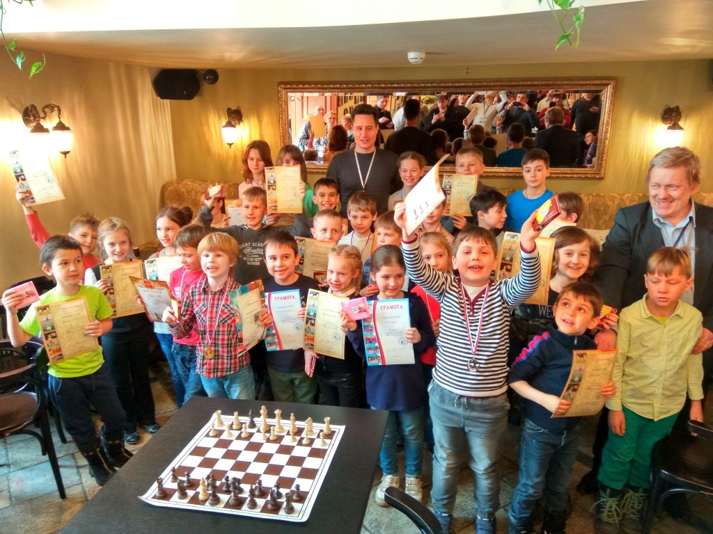 Шахматный турнир 25 марта.