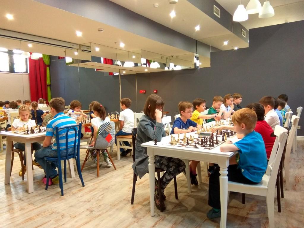 Шахматный турнир в Сказкадариуме