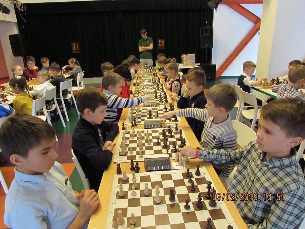 Турнир по шахматам в Москве