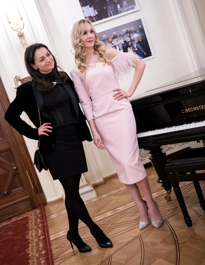 Alexandra Kosteniuk Maria Fominykh