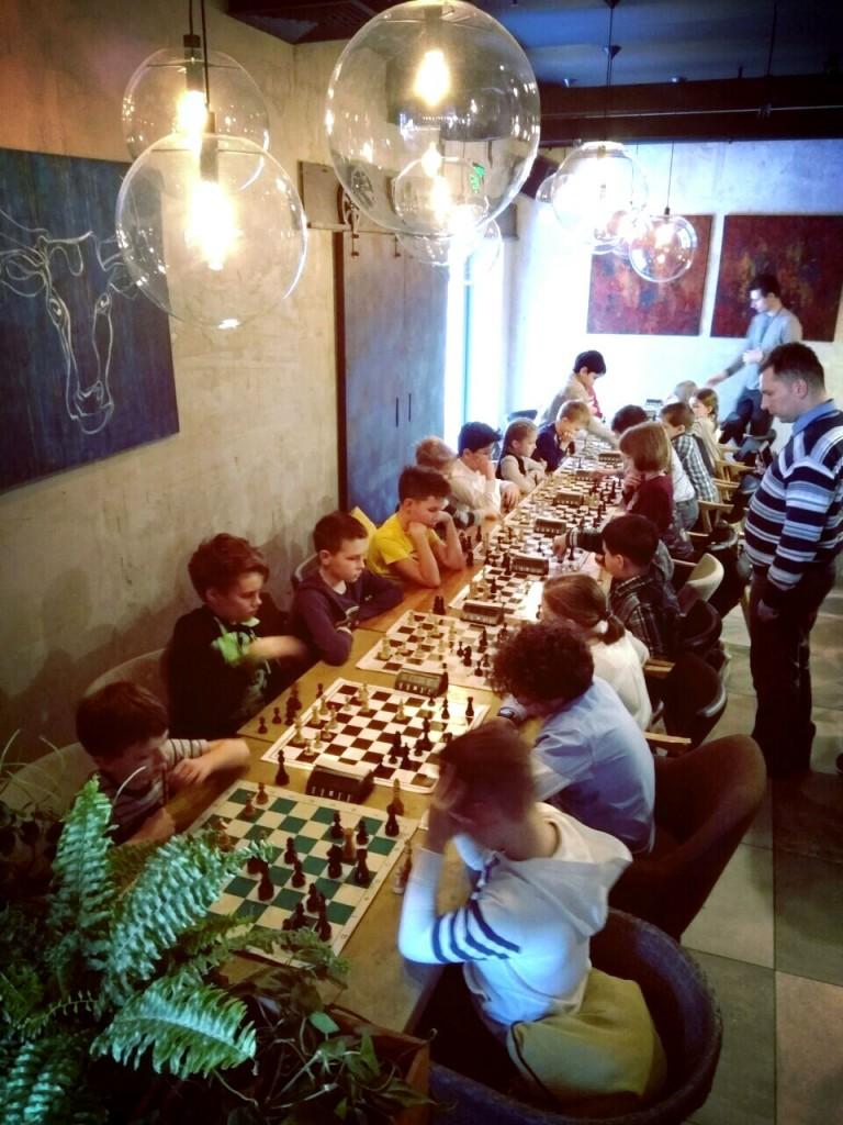 шахматный турнир 3 марта
