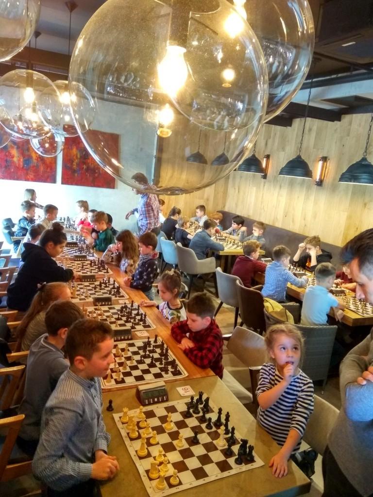 Шахматный турнир 31 марта