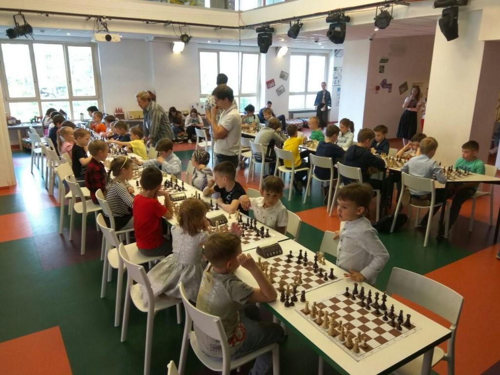 Шахматный турнир 19 мая