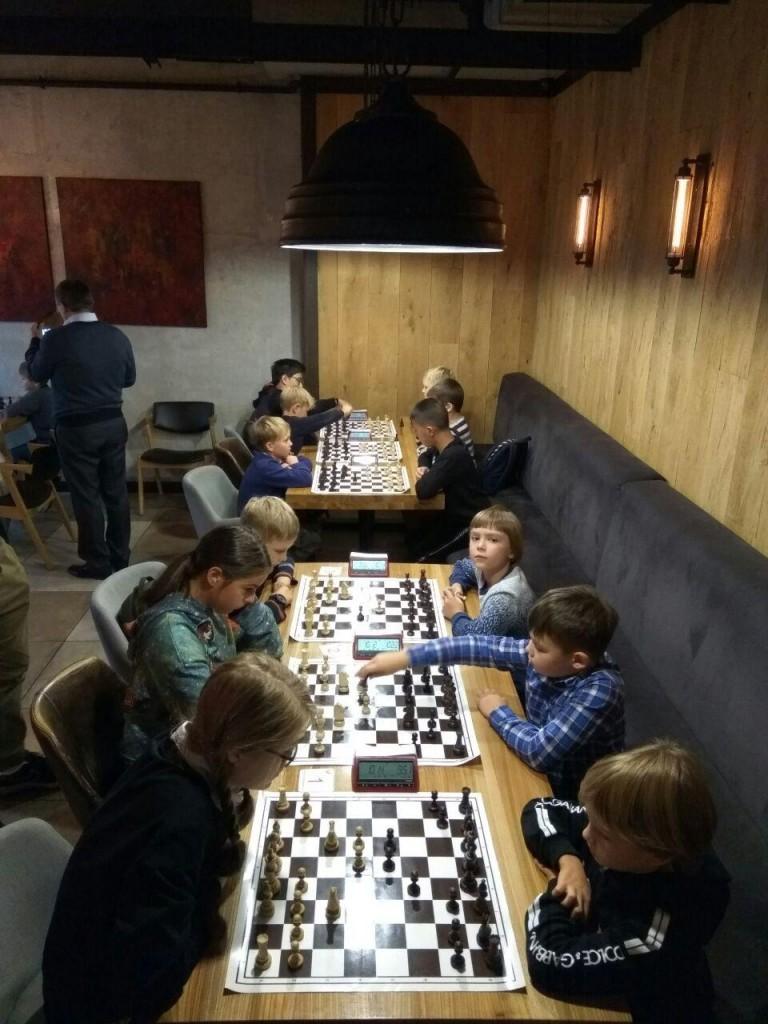 Шахматный турнир 6 октября