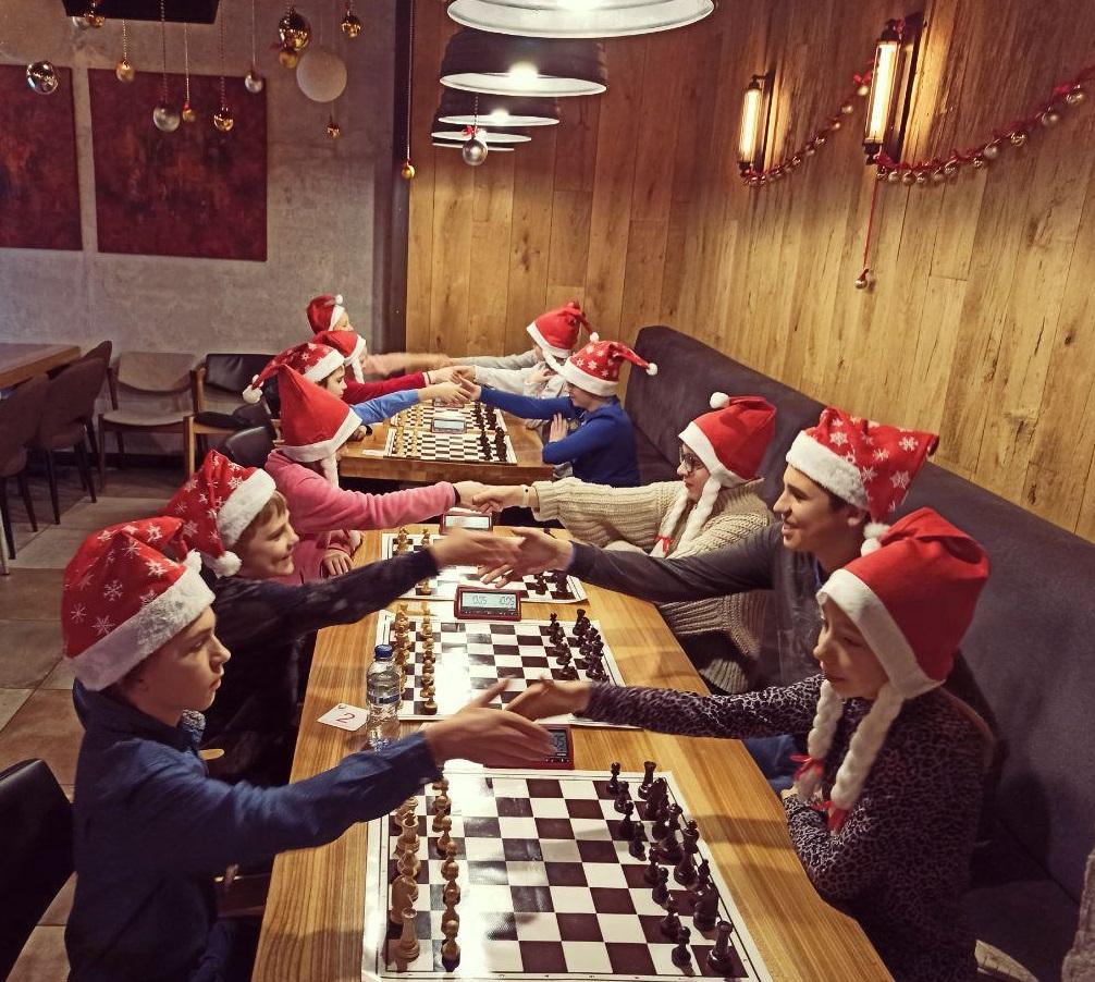 шахматный турнир 64 клетки