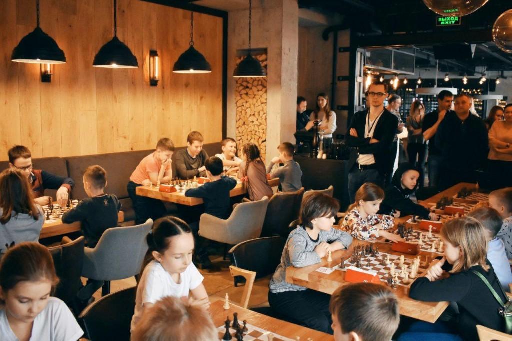 Турнир по шахматам 24 февраля