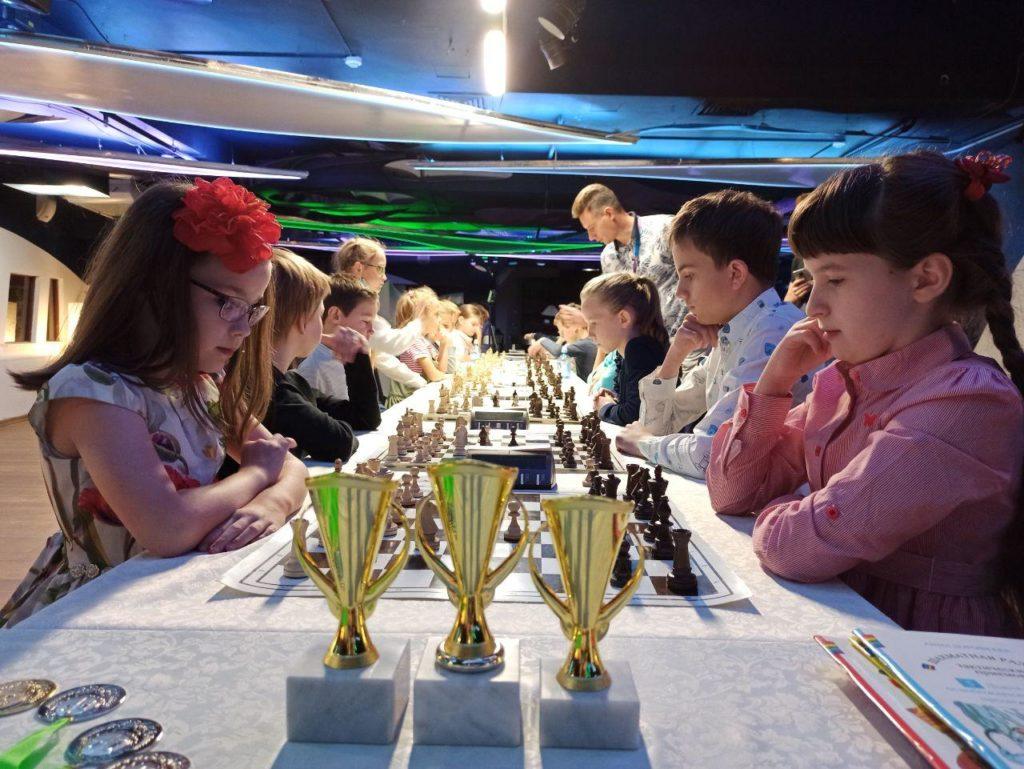 Шахматный турнир 64 клетки в Мытищах