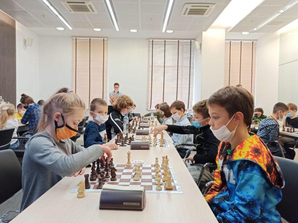 шахматный турнир 25 октября