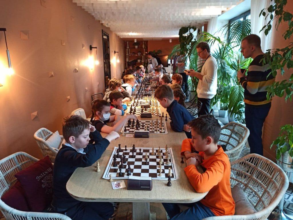 Шахматный турнир 15 ноября 64 клетки